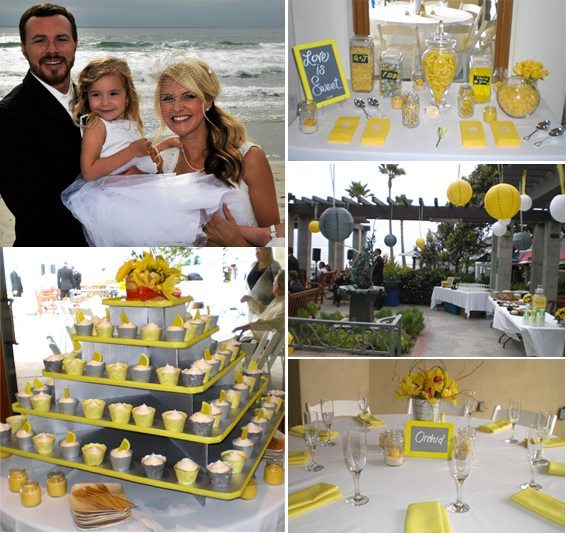 Eco Caterers a San Diego Wedding Caterer Serves Yummy Small Bites at a