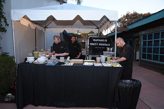 San Diego Wedding on a budget Eco Caters all organic wedding food local catering san diego wedding coordinator - 18