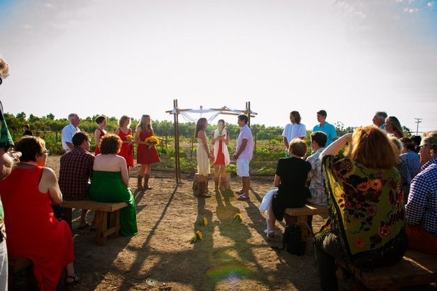 San Diego wedding catering company organic sustanable wedding ideas venue wild willow farm suzies farm green events caterer southern california catering best - 04