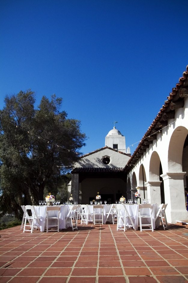 San Diego wedding catering caterers Eco Caters organic catering southern california wedding venue location wedding photographs beautiful outdoor wedding Junipero Museum San Diego are sustainable wedding Eco Caters - 21