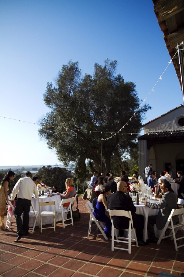 San Diego wedding catering caterers Eco Caters organic catering southern california wedding venue location wedding photographs beautiful outdoor wedding Junipero Museum San Diego are sustainable wedding Eco Caters - 71