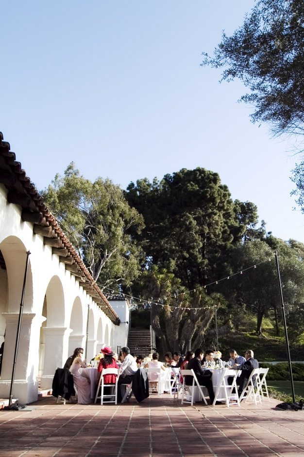 San Diego wedding catering caterers Eco Caters organic catering southern california wedding venue location wedding photographs beautiful outdoor wedding Junipero Museum San Diego are sustainable wedding Eco Caters - 76