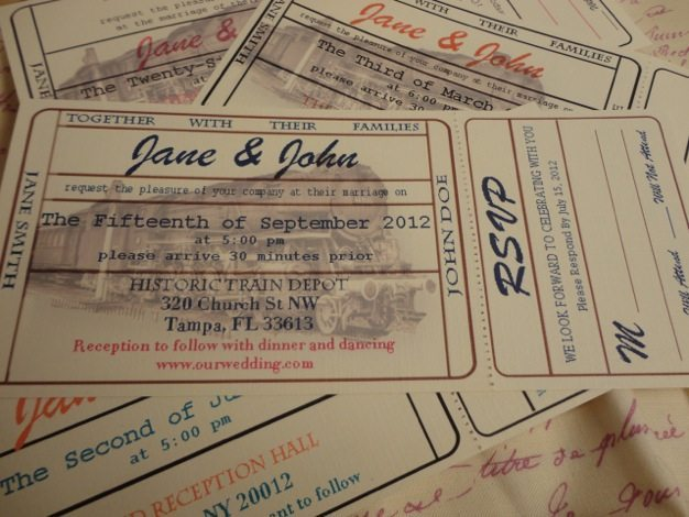 Vintage wedding invitations ideas victorian wedding invitations western theme wedding invitations cool wedding invitation ideas design - 11