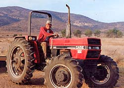 BillTractor
