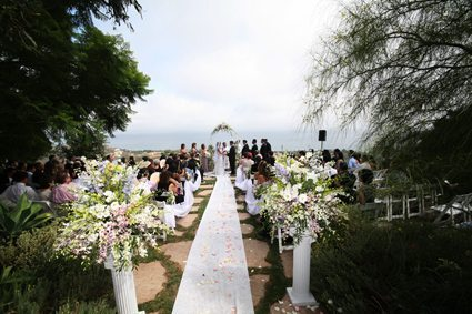 MGceremony catering san diego wedding catering