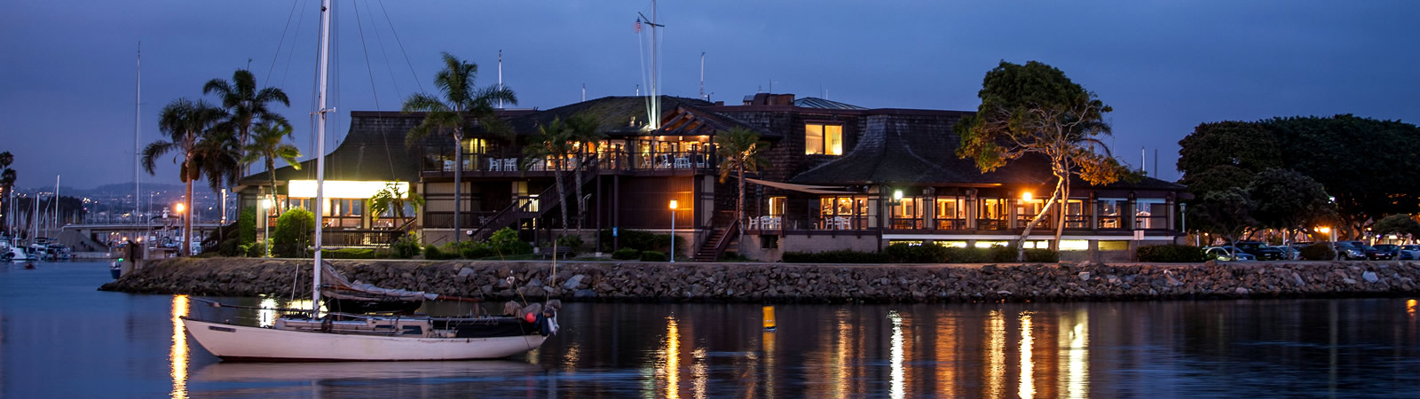 Dana Point Yacht Club Wedding Catering Corporate Events