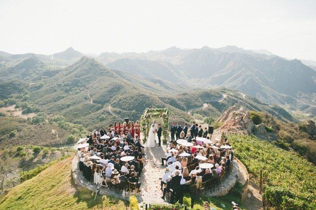 Malibu Rocky Oaks Wedding.Malibu Rocky Oaks Estates Los Angeles Catering Wedding