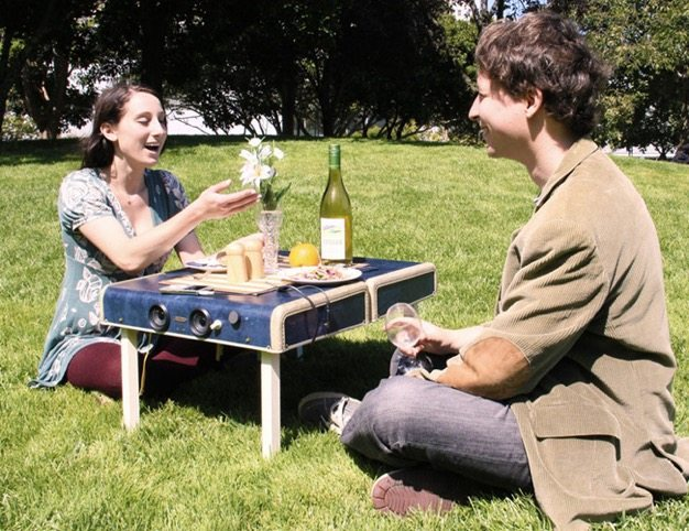 Picnic ideas how to have a picnic organic catering wedding ideas engagment photos cheap date green ideas - 5