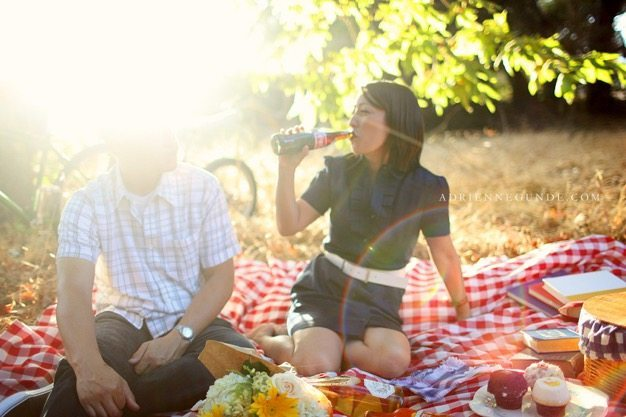 Picnic ideas how to have a picnic organic catering wedding ideas engagment photos cheap date green ideas - 9