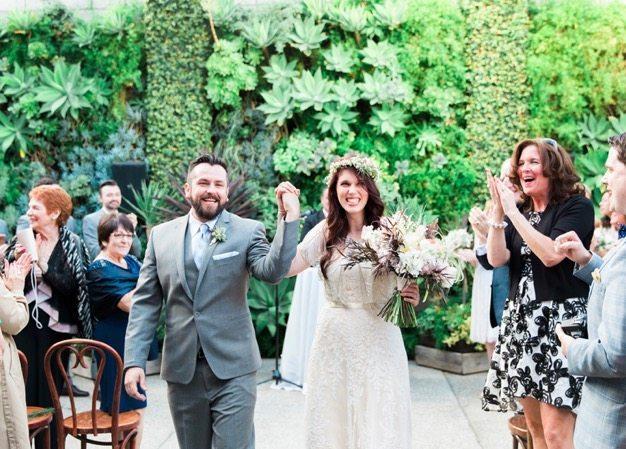 Smog Shoppe wedding venue Los Angeles wedding catering Los angeles wedding caterer Los angeles wedding caterers organc catering wedding photos San Diego wedding catering ideas - 07