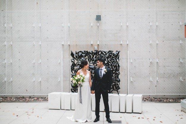 SD wedding San Diego Library wedding San Diego best catering san diego wedding caterer organic catering best wedding fun wedding best california catering SD Library wedding - 18 of 27