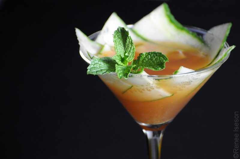 Savory & Spicy LA Cocktail Trends