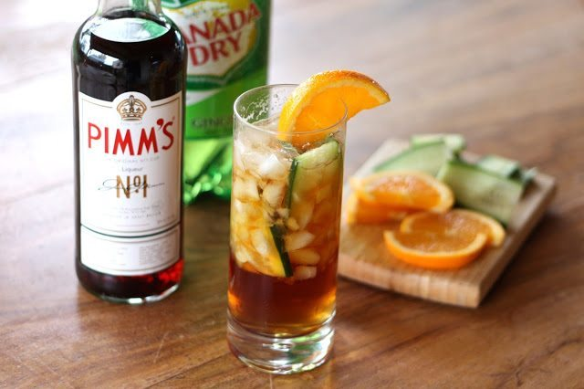 Pimms Cup San Diego Cocktail Trends