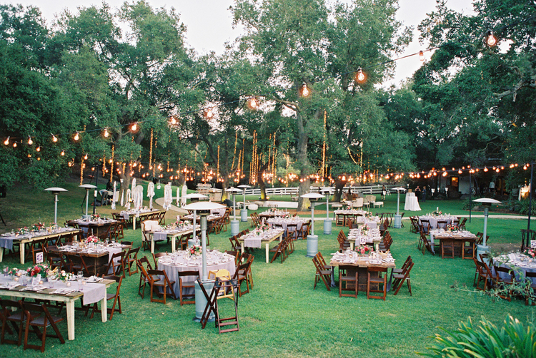 Saddlerock Ranch Los Angeles Catering Wedding Catering