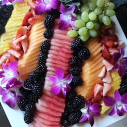 Fruit-Platter-Stationary-Rashidah-Denton-256x256 catering san diego wedding catering
