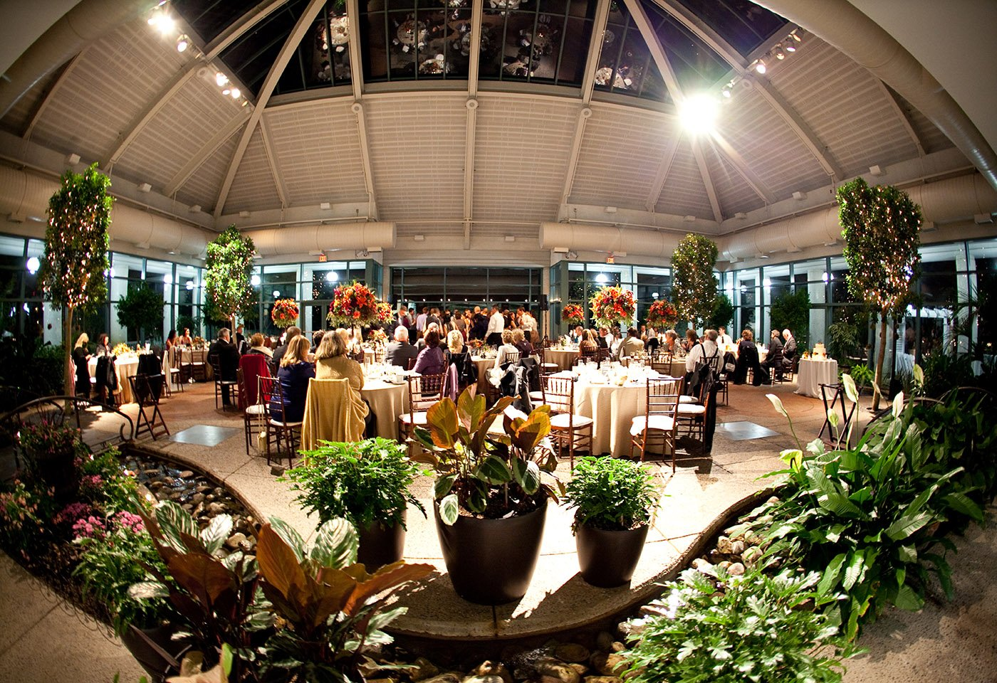 Meadowlark Botanical Gardens | Washington DC Catering | Eco Caters