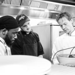 Pre-Service-Talk-Kitchen-Rashidah-Denton-256x256 catering san diego wedding catering