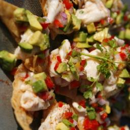 Shrimp-Avocado-on-Pita-Toasts-Close-Up-256x256 catering san diego wedding catering
