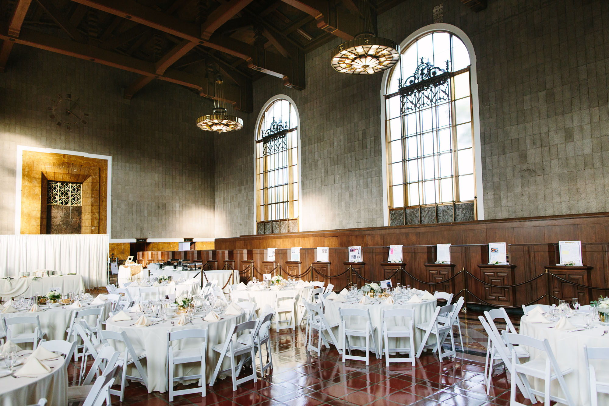 Union Station Wedding Catering Los Angeles Catering Eco Caters
