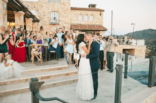wedding-slide catering san diego wedding catering
