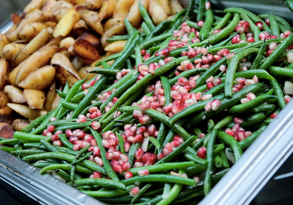 green-beans-la-wedding-eco-caters catering san diego wedding catering