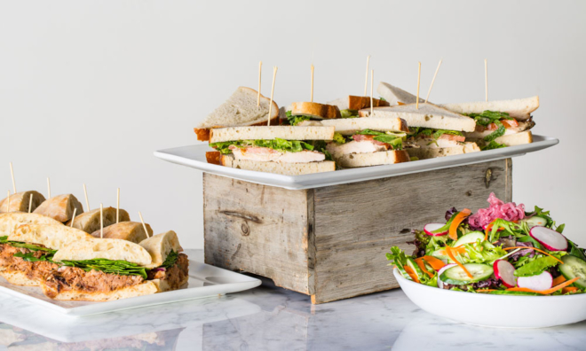simply-unch-eco-caters-sam-wells-thegem-gallery-masonry catering san diego wedding catering