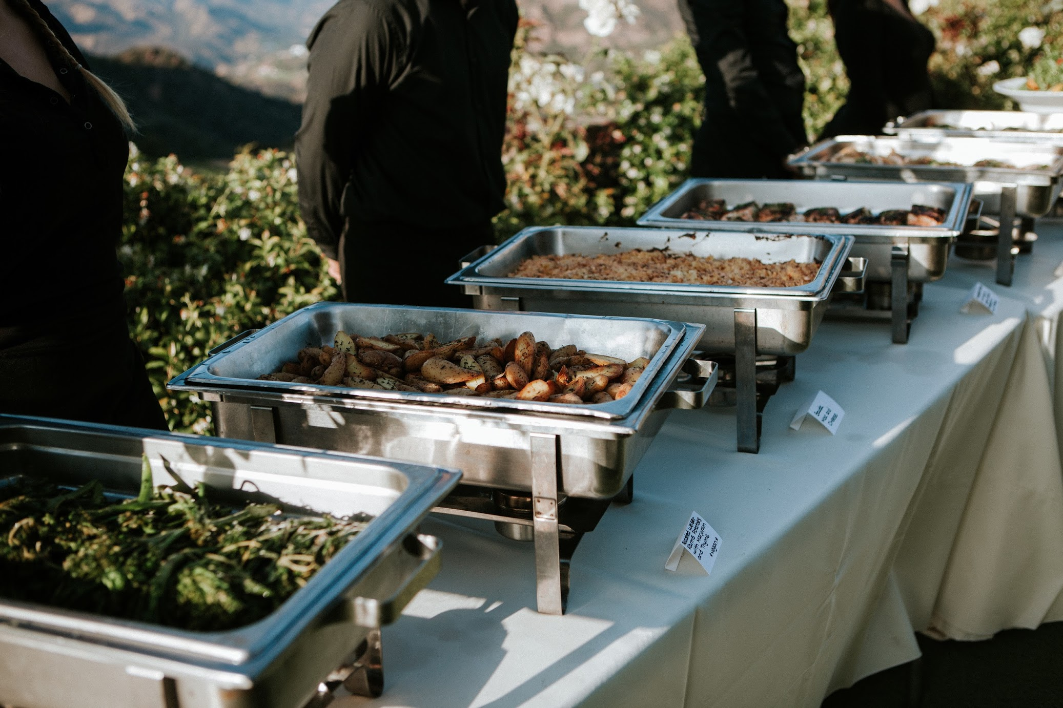 CaterersBowls catering san diego wedding catering