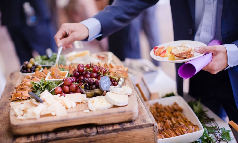 Eco Caters, Wedding and Event Catering, California