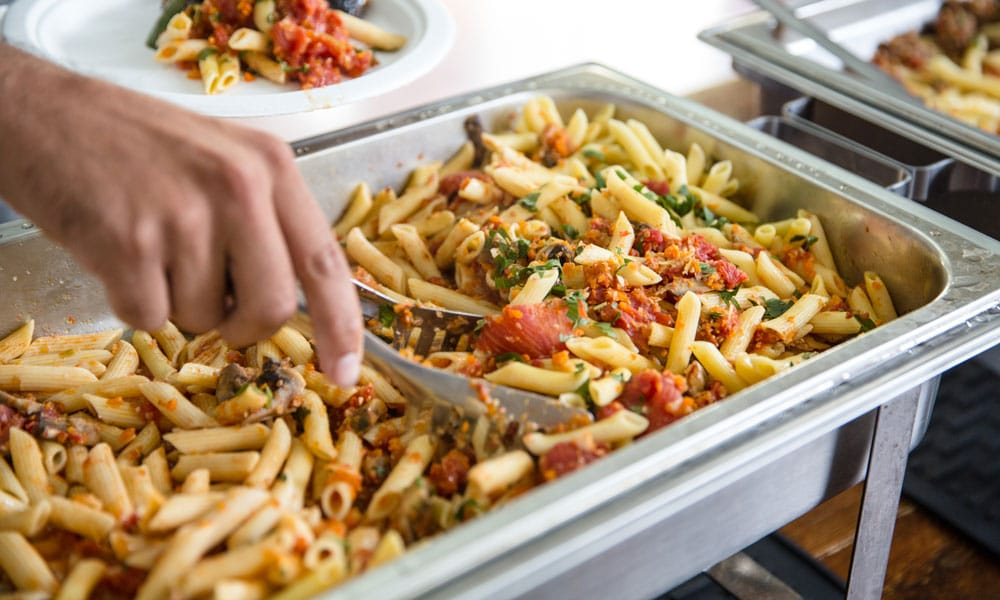 Eco Caters, Corporate Lunch Catering, California