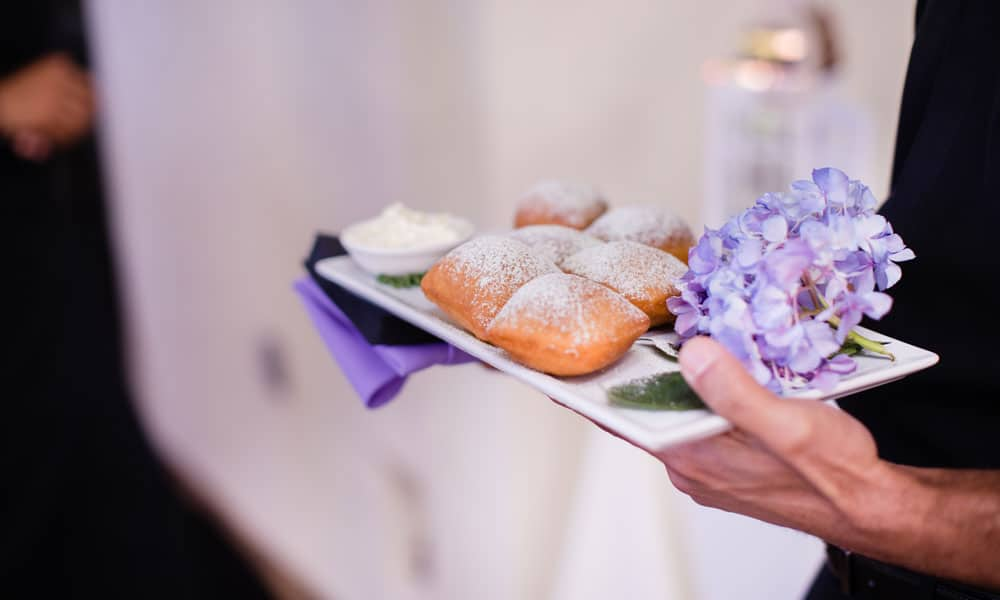 Eco Caters Wedding Catering Dessert