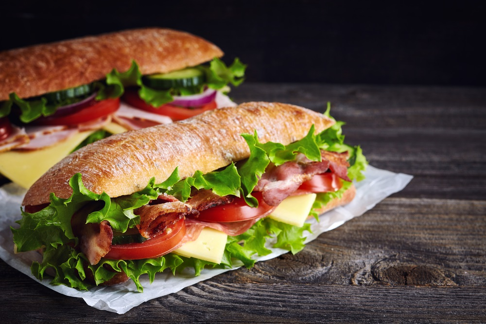 Sandwiches catering san diego wedding catering